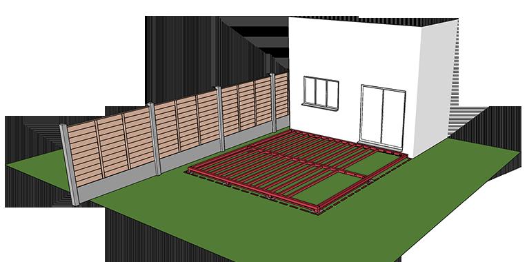 modular orangery foundation