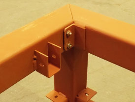 orangery modular base & wall system