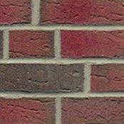 689 Rustic Multi Red