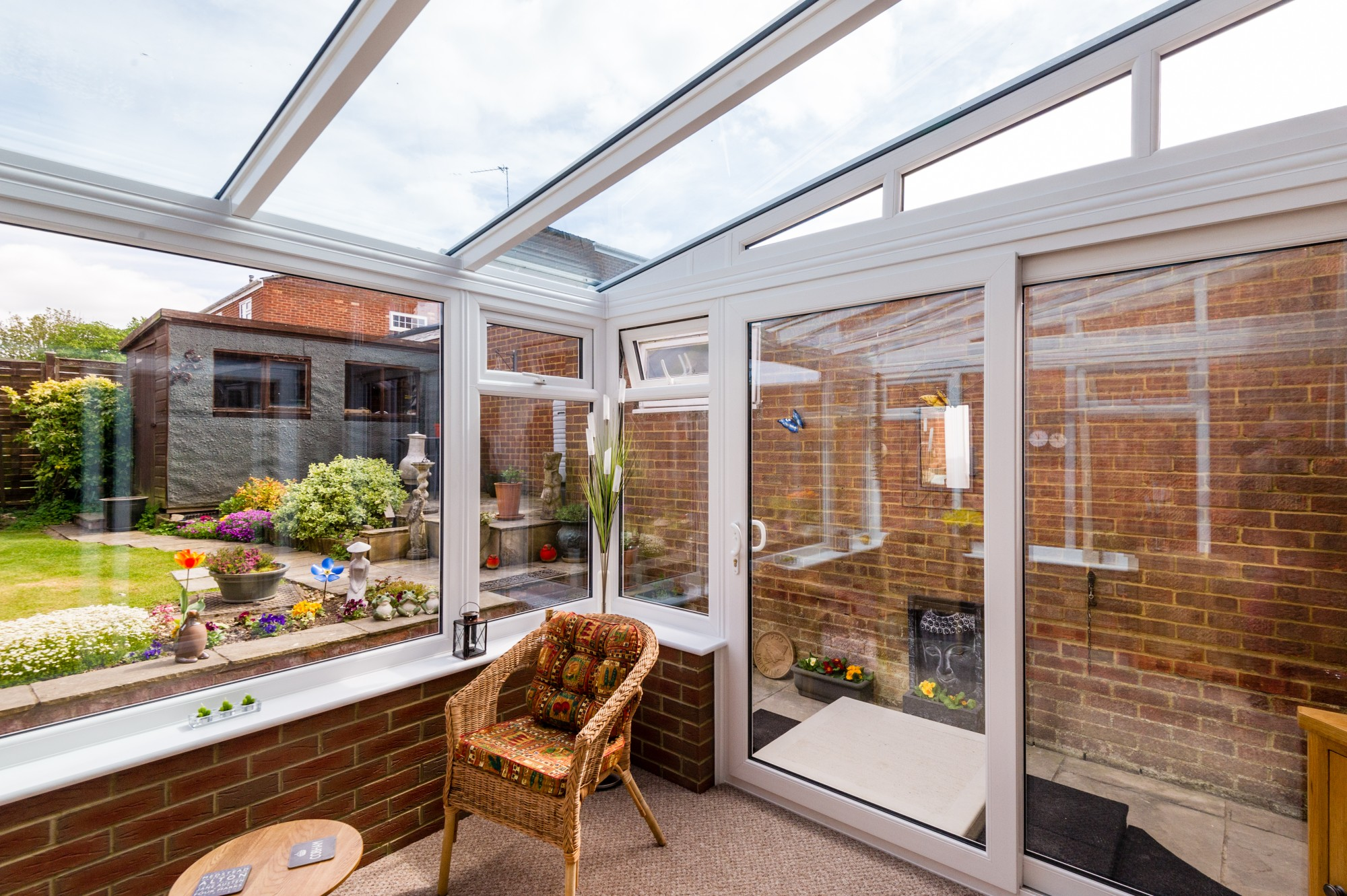 DIY conservatories
