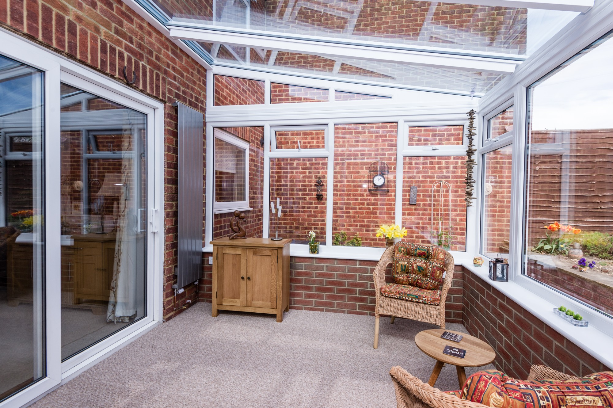 build your own conservatory