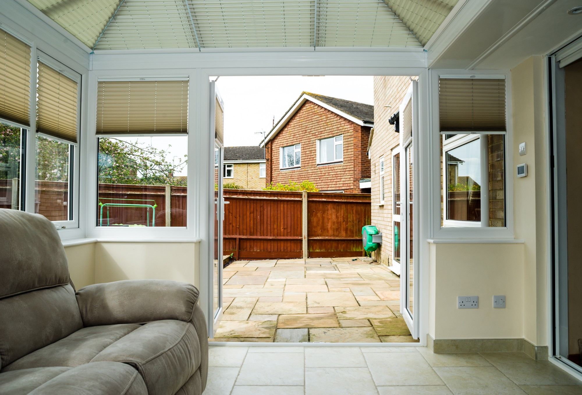modular steel conservatory bases cardiff