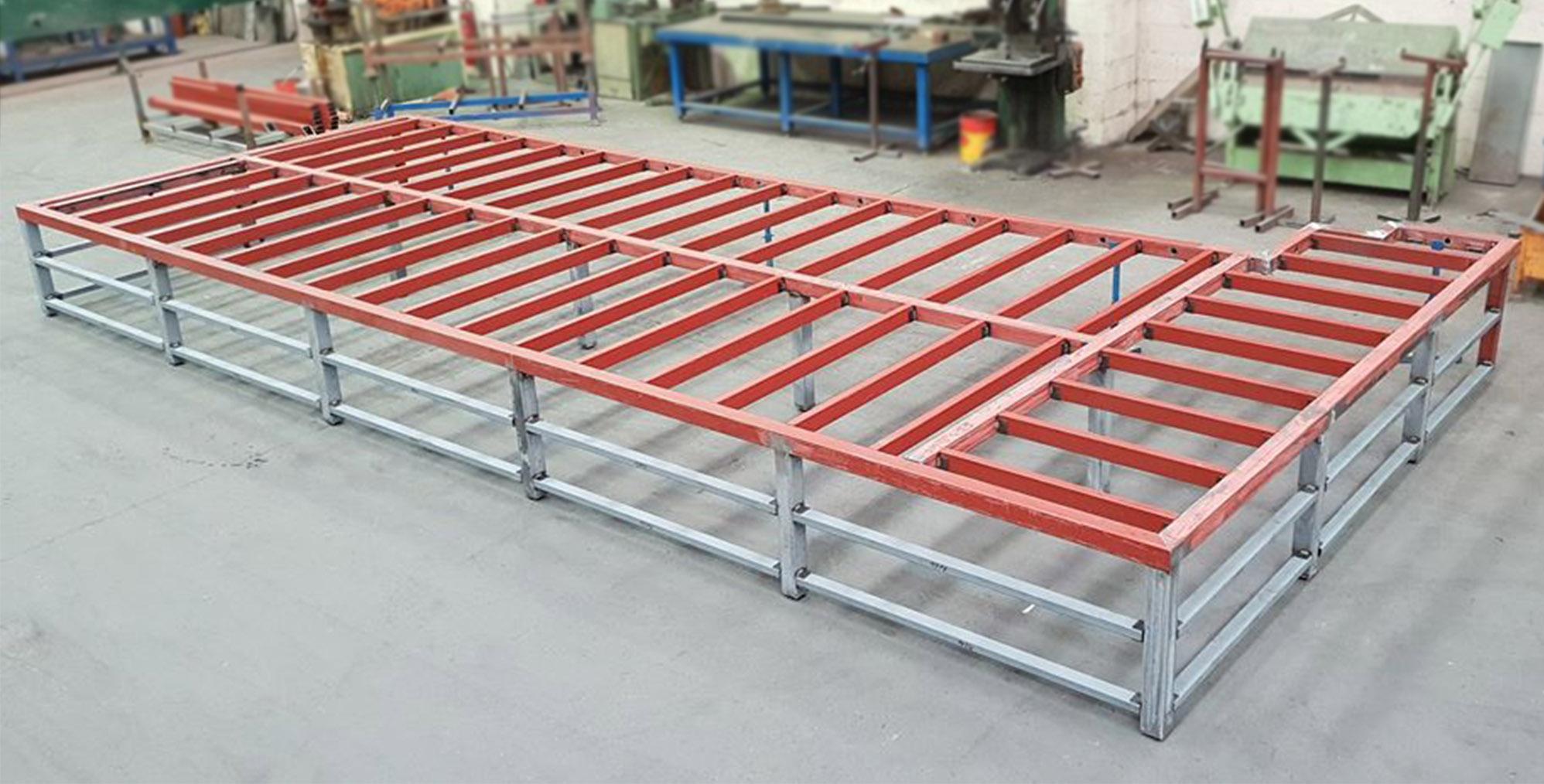 steel frame extensions Newport