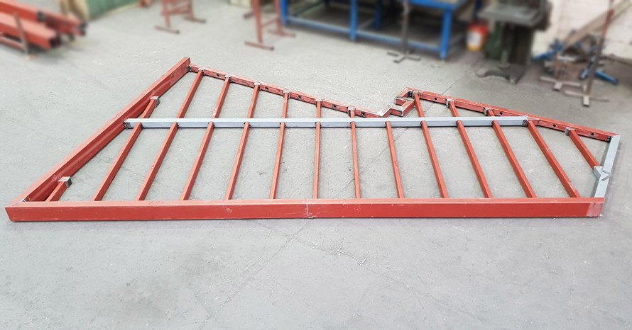 steel frame extensions suppliers newport south wales