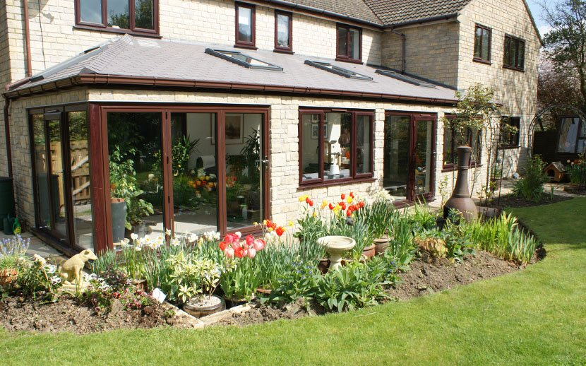 quick install steel frame extensions gloucester