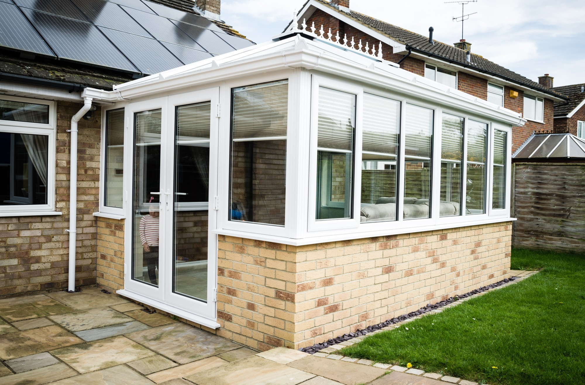 steel frame extensions prices worthing
